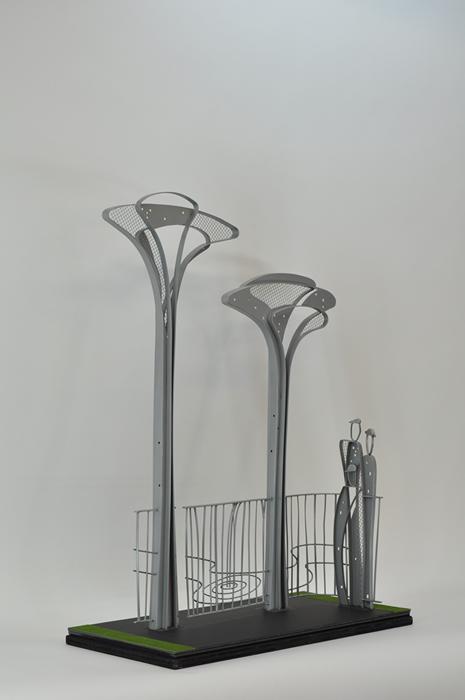 10) Cairn Cunnane-Bingham Park Maquette